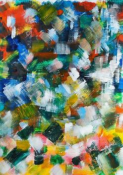 Wenderific_The Kaleidoscope_Acrylic Pain