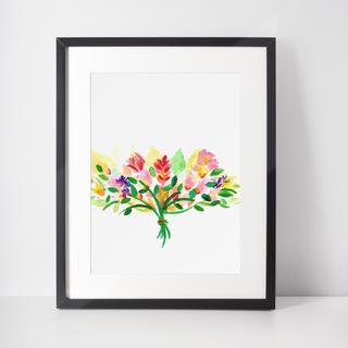 The Bouquet - Wild Flowers