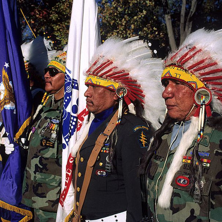 Native American relationships with 20th century American Conflicts. – Part 2