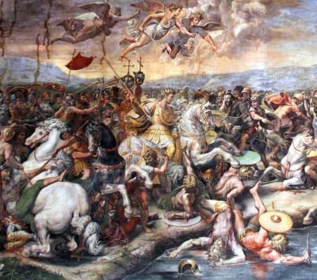 The Treatment of the Roman Battle-Dead