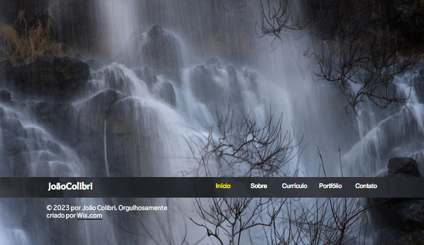 Fotografia website templates – Close-Up