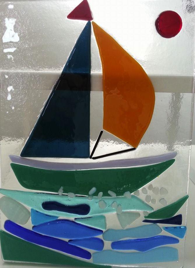 Royston's boat