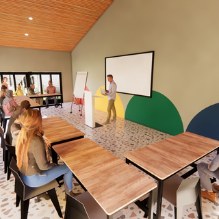 Flex Space Classroom Configuration