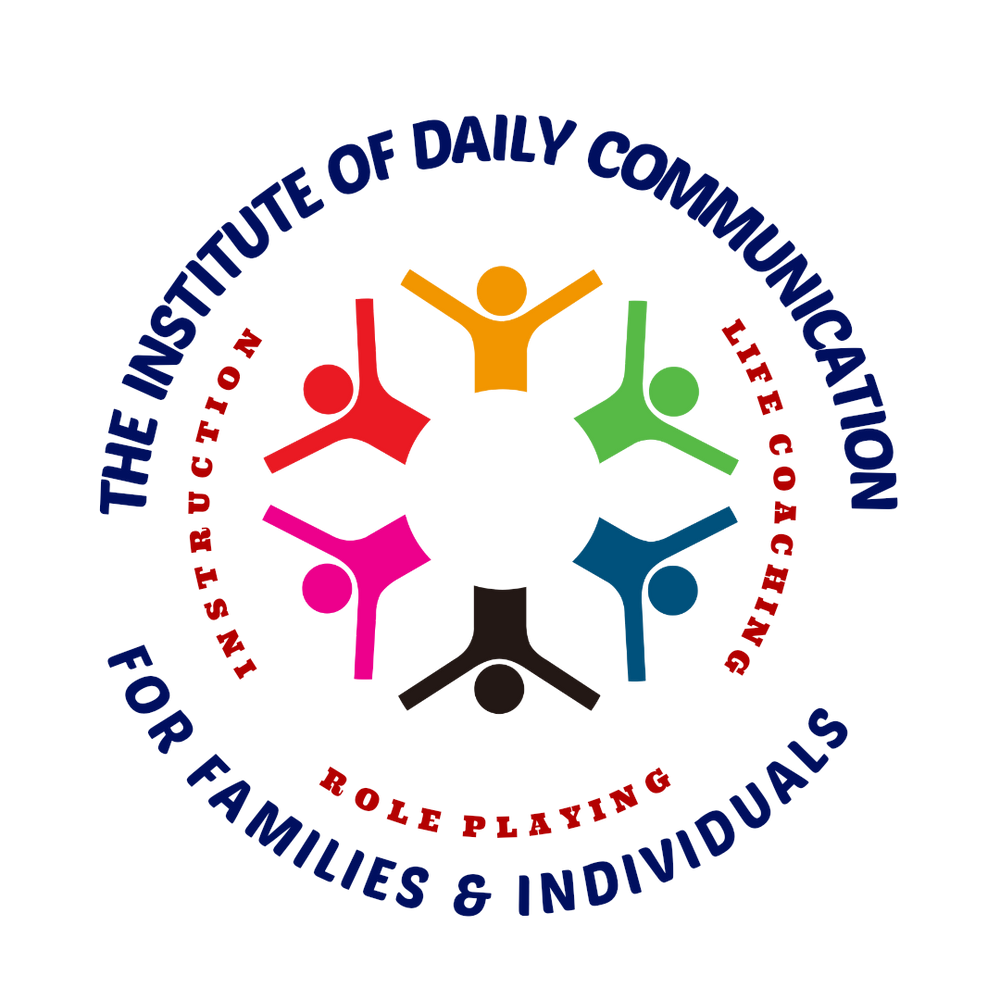 Company Logo Institute of Daily Communication for Families & Individuals