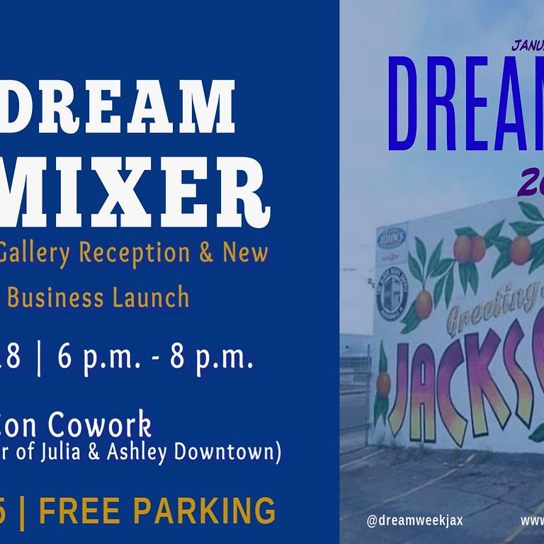 DREAMWEEK JAX 2020 Pre-Dream VIP Mixer