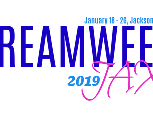 DreamWeek transparent logo IN NEON COLOR