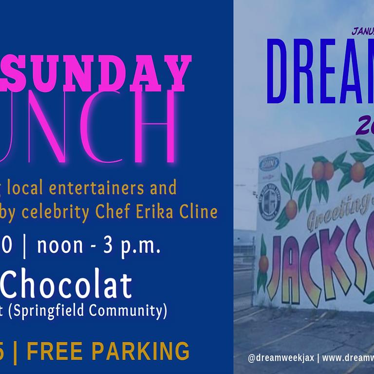 DREAMWEEK JAX 2020 Soul Sunday Social