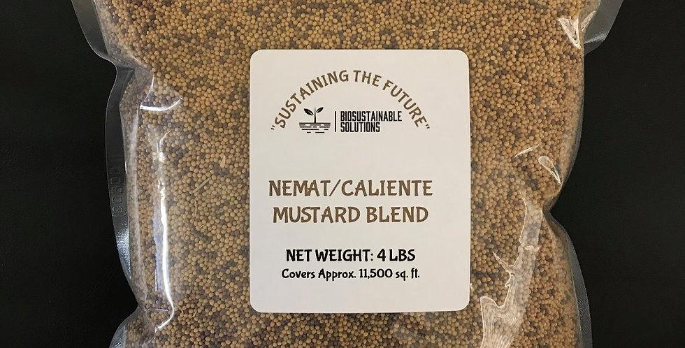 Nemat/Caliente Mustard Blend   4lb