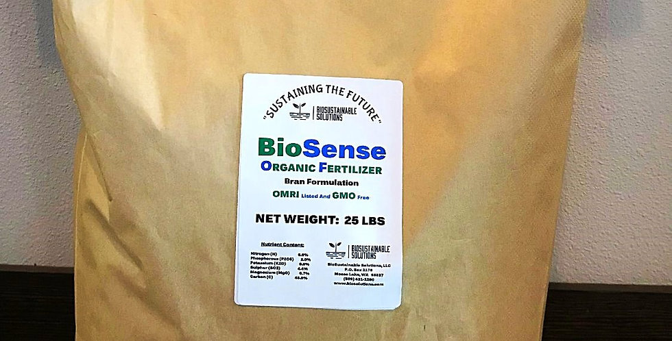 BioSense Bran   25lb Bag
