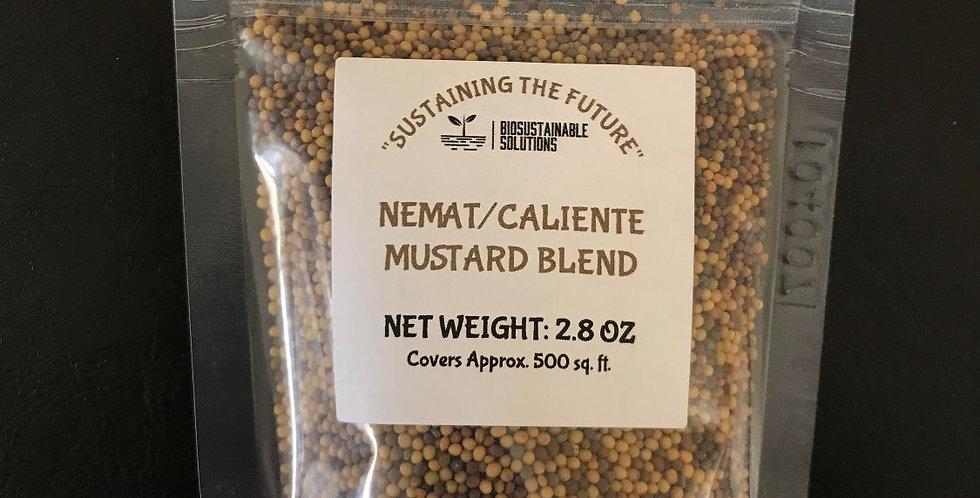 Nemat/Caliente Mustard Blend   2.8oz