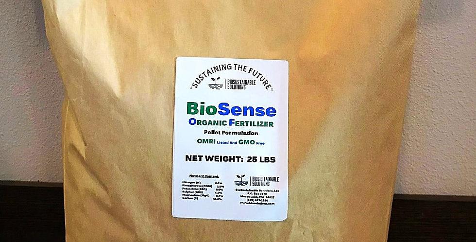 BioSense Pellets   25lb Bag