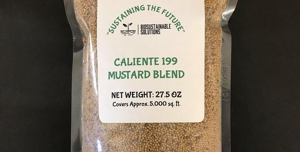 Caliente 199 Mustard Blend   27.5oz