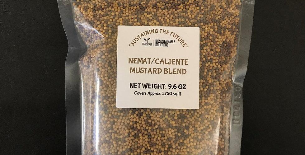 Nemat/Caliente Mustard Blend   9.6oz