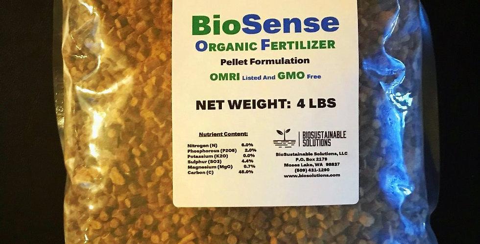 BioSense Pellets   4.5lb Bag