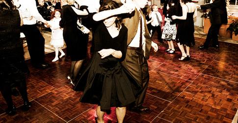 Tanz im Weberhaus