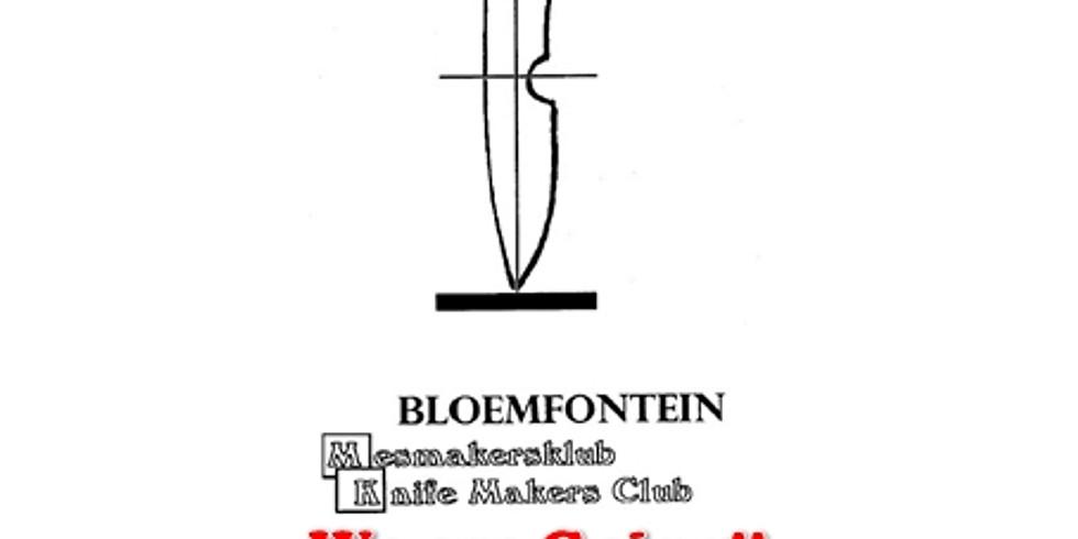 BLOEMFONTEIN KNIFE MAKERS SHOW