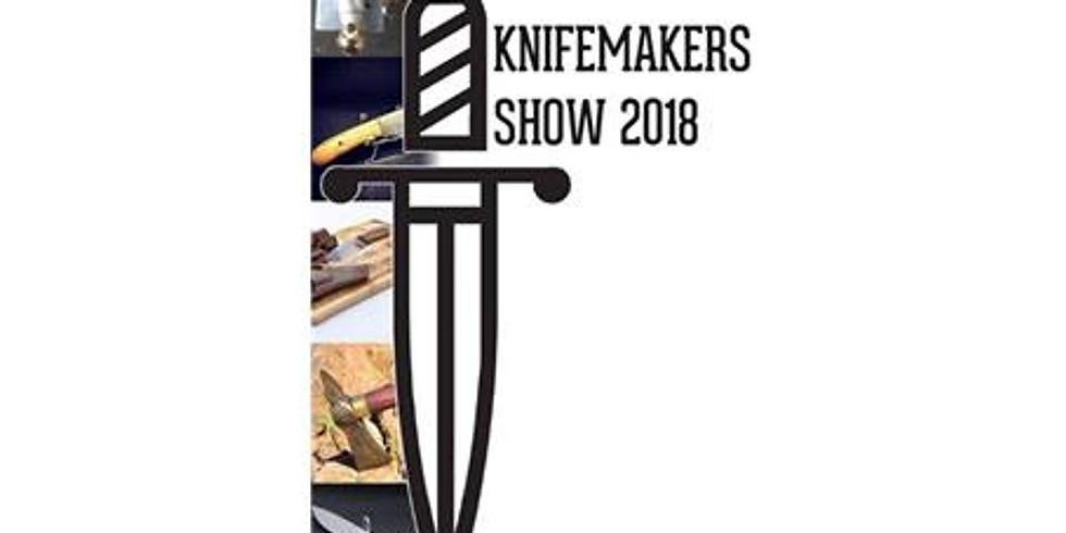 Border Knifemakers Spring Knifeshow