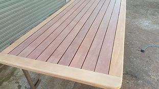 Repair Patio Table