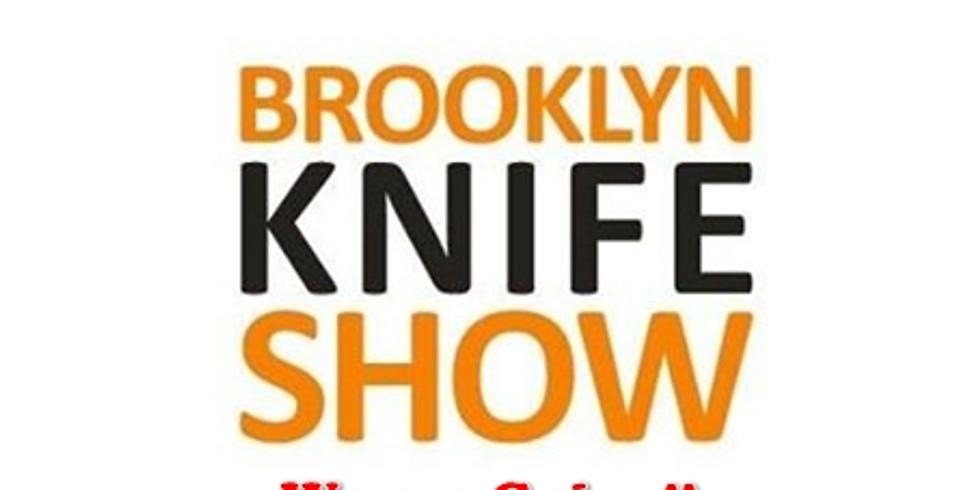 BROOKLYN KNIFE SHOW