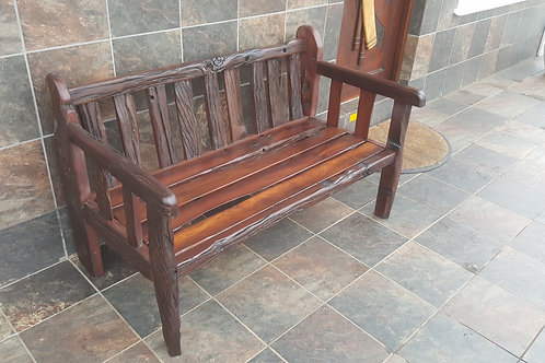 2 Seater Sleeper Bench