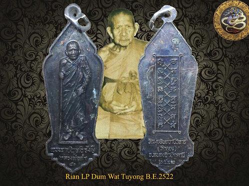 Rian LP Dum Wat Tuyong B.E.2522