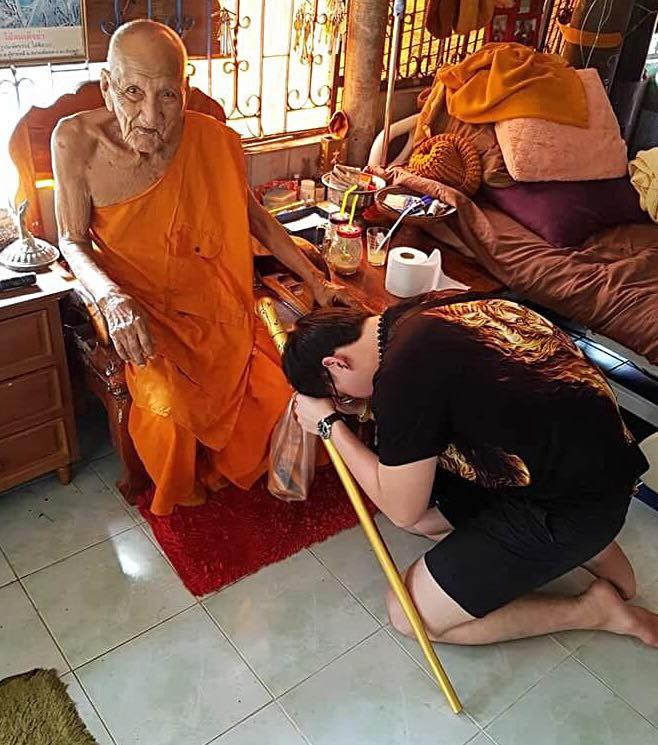 LP Keaw Wat Sampanmaiket