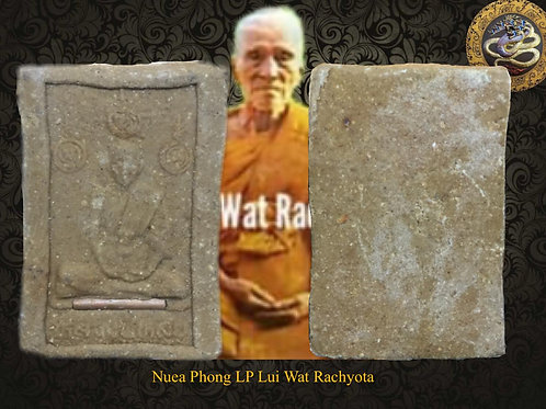 Nuea Phong LP Lui Wat Rachyota B.E.253*