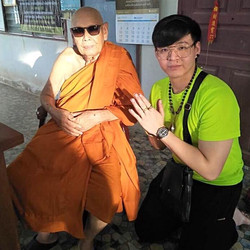 LP Pong Wat Jaeng