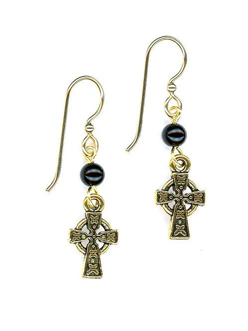 Celtic Cross, Gold