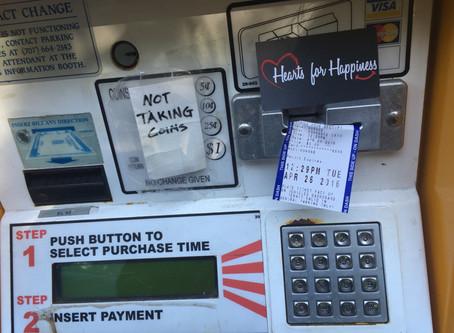 Parking Pass Fairies =)