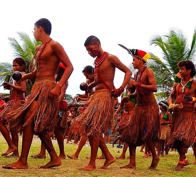 Tribo Pero de Caraíva