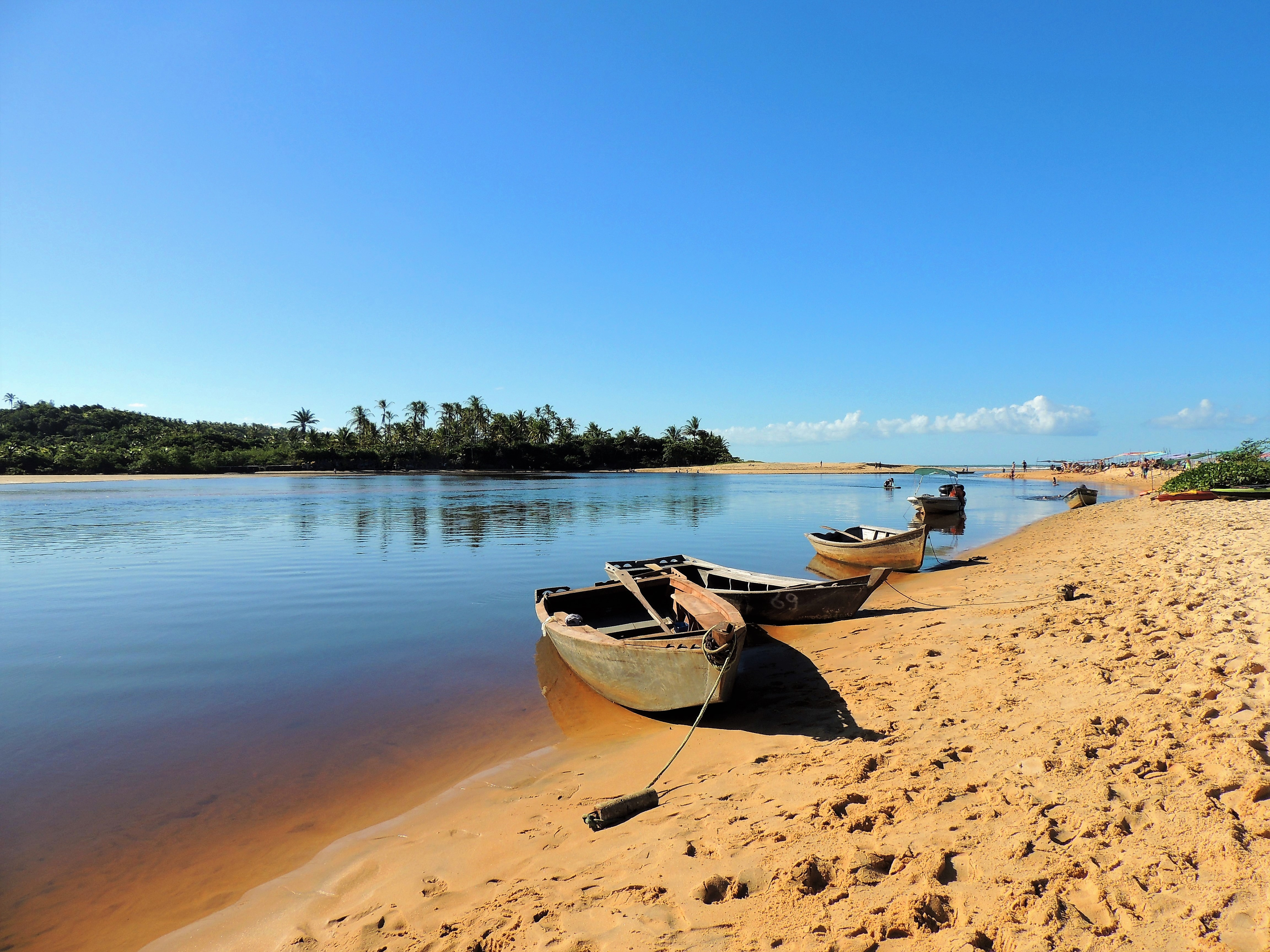 Canoas Caraíva