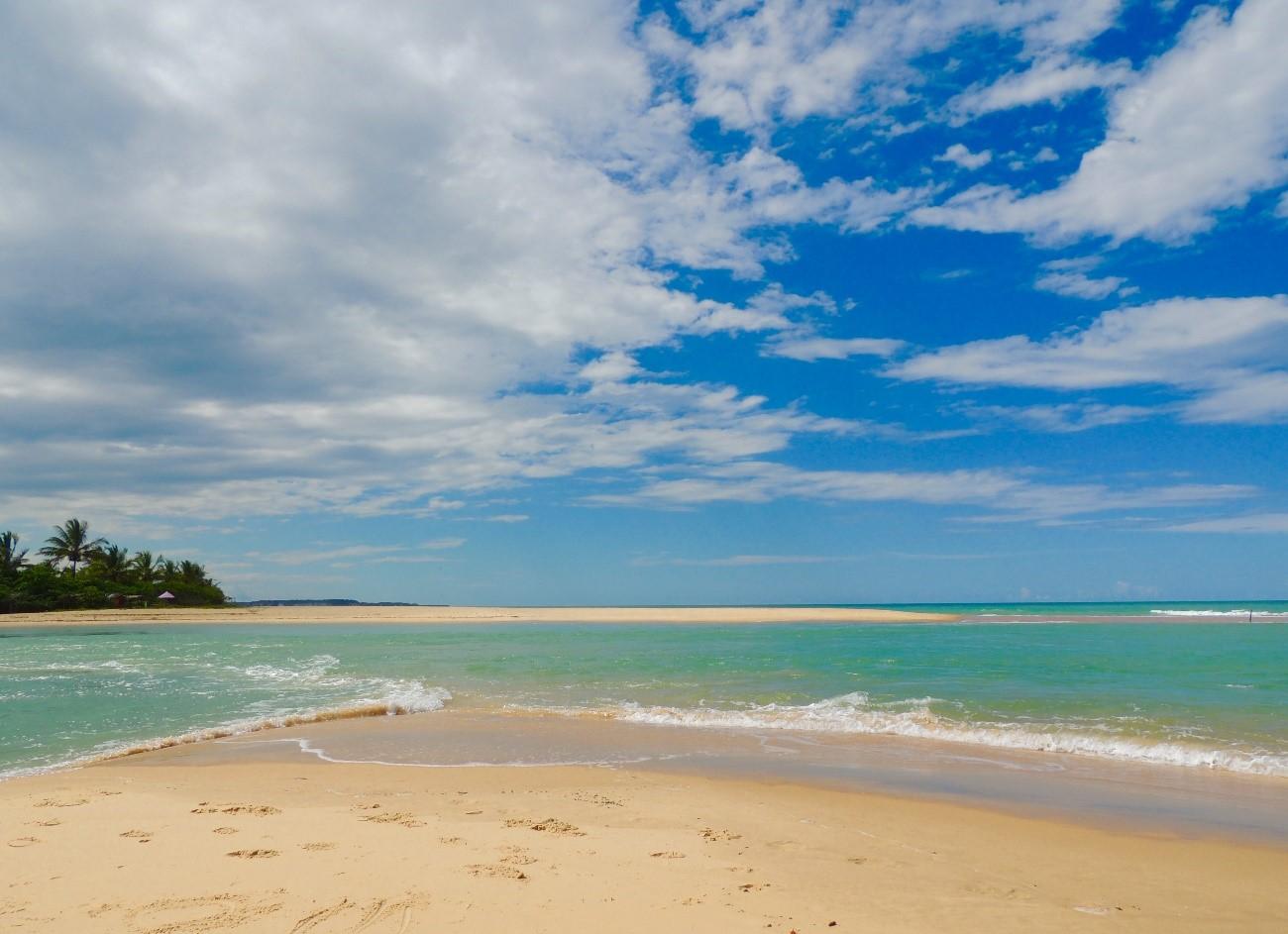 Praia Caraíva