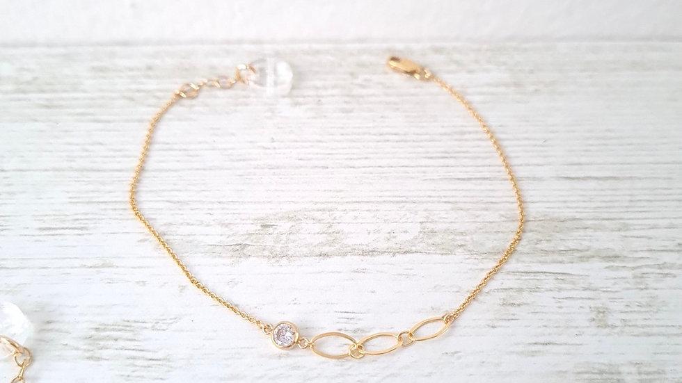 Le bracelet ARMELLE