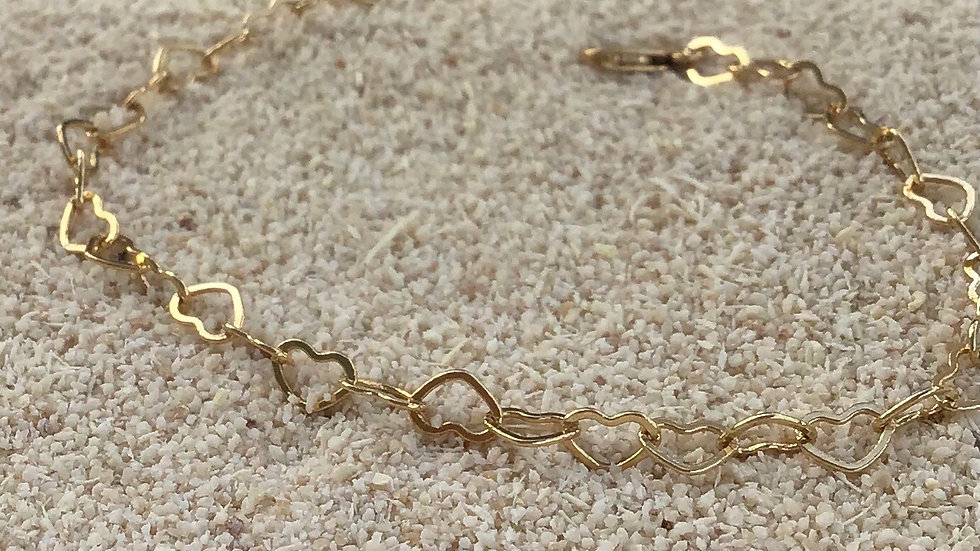 Le bracelet/chaîne de cheville UMA