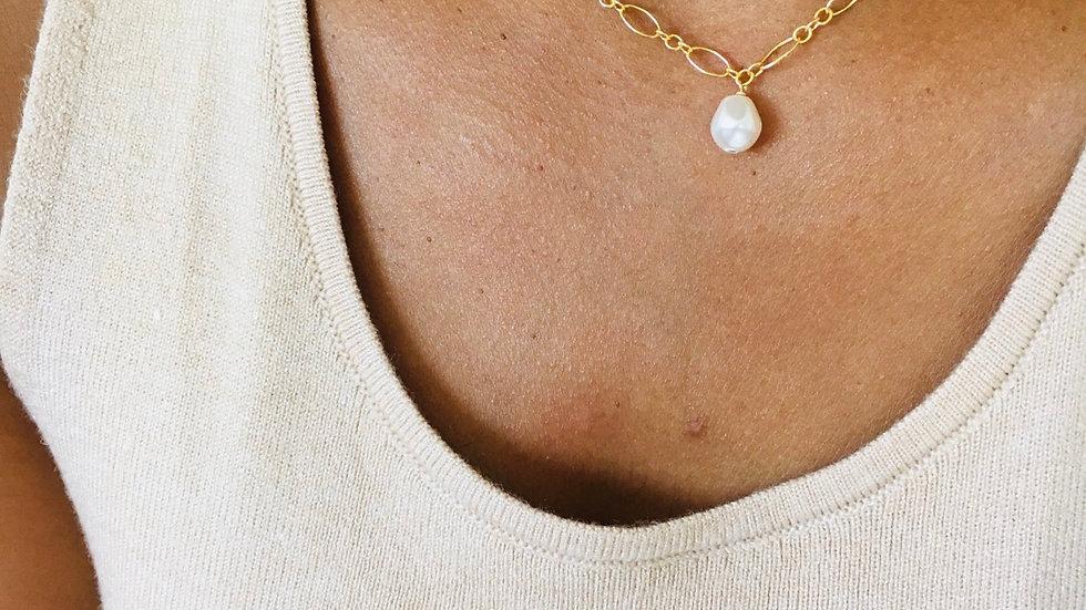 Le collier JANELLE