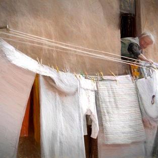Laundry Day Italy