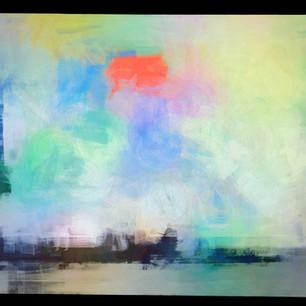 """""""Navagational Abstract"""" Border Lake Mary Florida"""