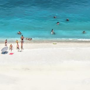 """Myrtos Beach"" Panorama Greek Islands"