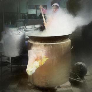 Street Vendor China