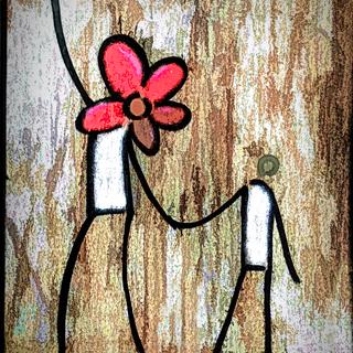 """Dancing Flowers"""