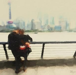 """The Bund"" Shanghai, China"