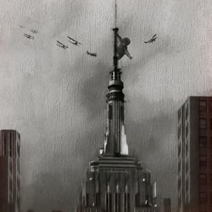 """King Kong"" NYC"