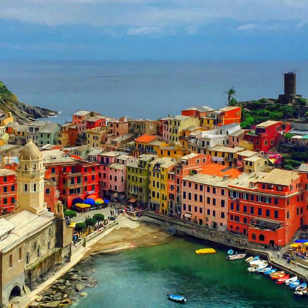 """""""Cinque Terre"""" Italy"""