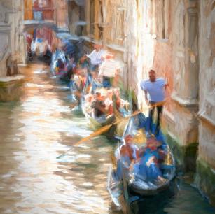 """Venice Canal"" Venice Italy"