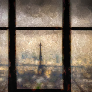 """Room With a View"" Paris France"