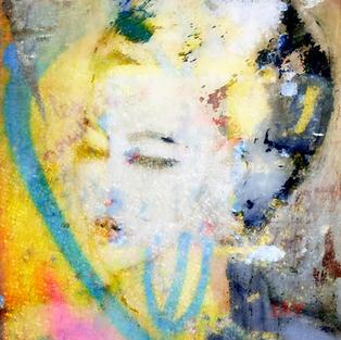 """Graffiti Lady Colorful"" Paris, France"