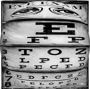 Eye See You Eye Chart