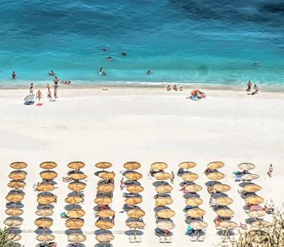 """Myrtos Beach"" Greek Islands"