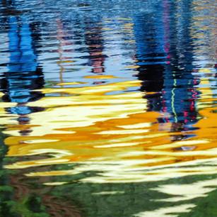 """Reflections"" Primary Colors Keukenoff Gardens"